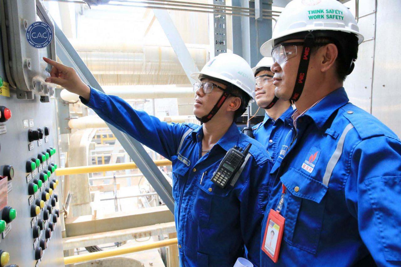 Chứng nhận hệ thống an toàn lao động